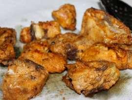 Fried Masalha Chicken