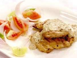 Tarragon Chicken Steak