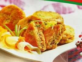 Madrasi Chawal Kebab