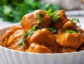Coconut Chicken Masala