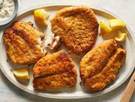 Fried Fish English Style