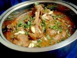 Chicken Badam Korma