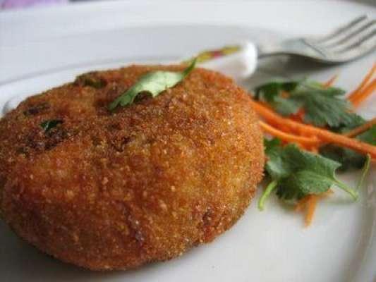 Vegetable Cutlet Recipe In Urdu