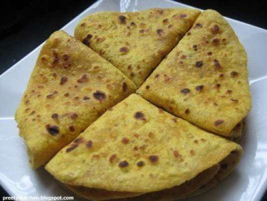 Khoye Walay Parathay Recipe In Urdu