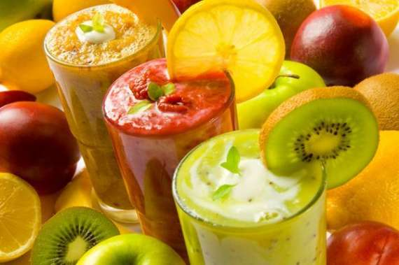 Fruit Smoothi Recipe In Urdu