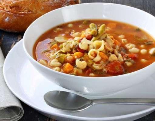 Minestrone Soup Recipe In Urdu