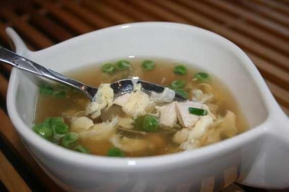 Chicken Egg Soup Recipe In Urdu