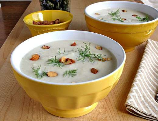 Soup Badam Recipe In Urdu