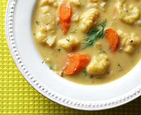 Cauliflower Soup Recipe In Urdu