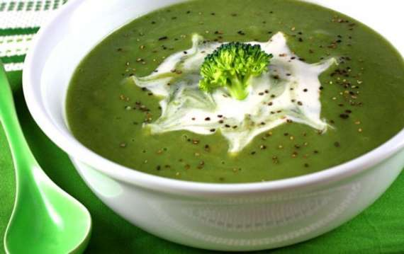 Green Peace Creamy Soup Recipe In Urdu