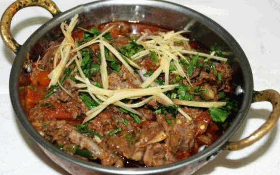 Mutton Karahi Recipe In Urdu