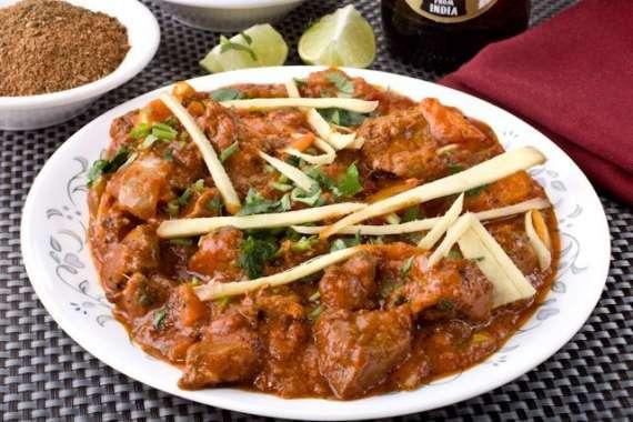 Dhaba Karahi Gosht Recipe In Urdu
