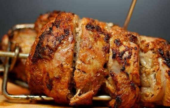 Tandoori Arabic Raan Roast Recipe In Urdu