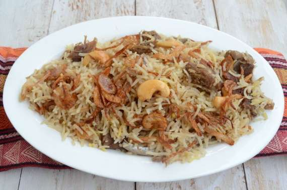 Potli Yakhni Pulao Recipe In Urdu