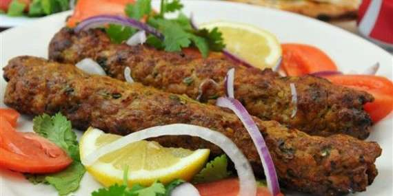 Fry Seekh Kabab Recipe In Urdu