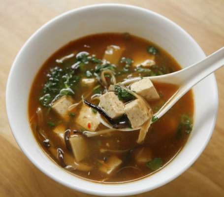Chicken Hot And Sour Soup Recipe In Urdu