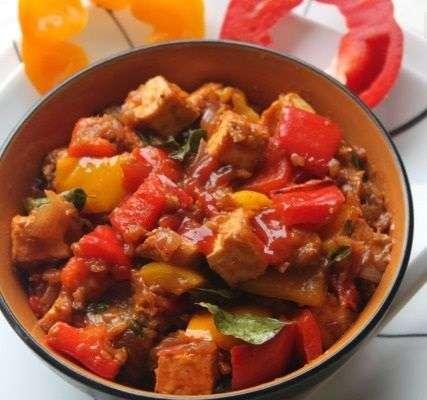 Chilli Paneer Recipe In Urdu