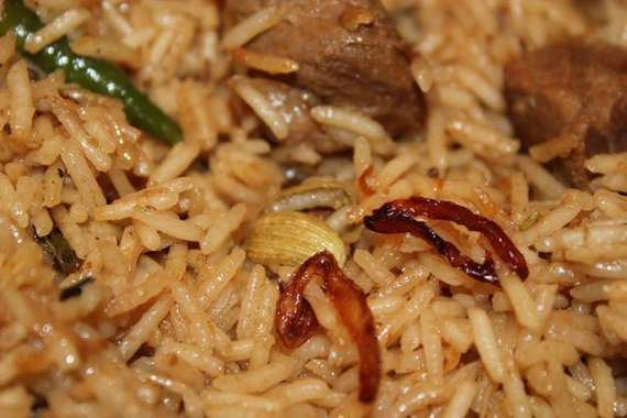 Beef Yakhni Pulao Recipe In Urdu
