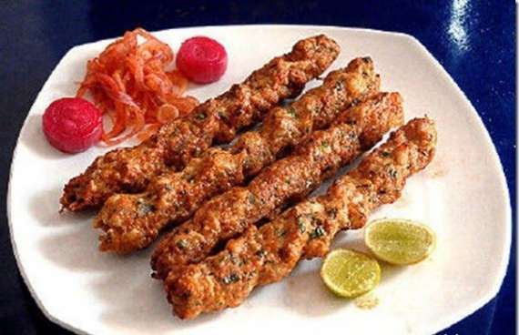 Fried Dhaga Kabab Recipe In Urdu
