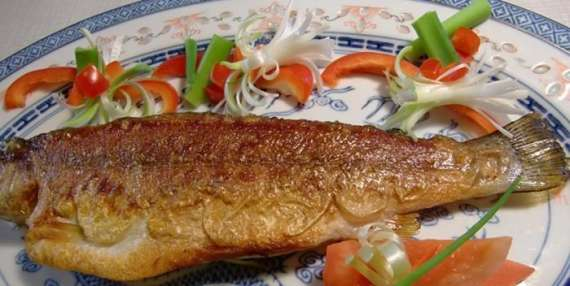 Haray Masalay Ki Machhli Recipe In Urdu