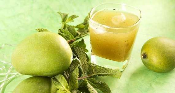 Pudina Aam Panna Recipe In Urdu