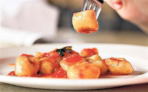 Baby Potato With Red Sauce Recipe In Urdu