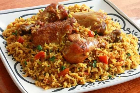 Chicken Macaroni Rice Recipe In Urdu