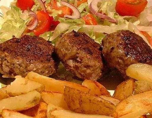 Rosemery Fish Kabab Recipe In Urdu