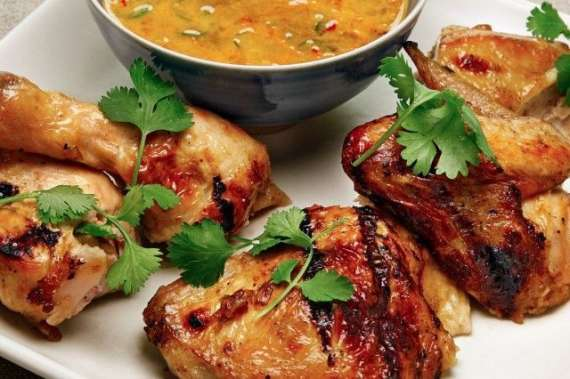 Thai Dry Chicken Recipe In Urdu