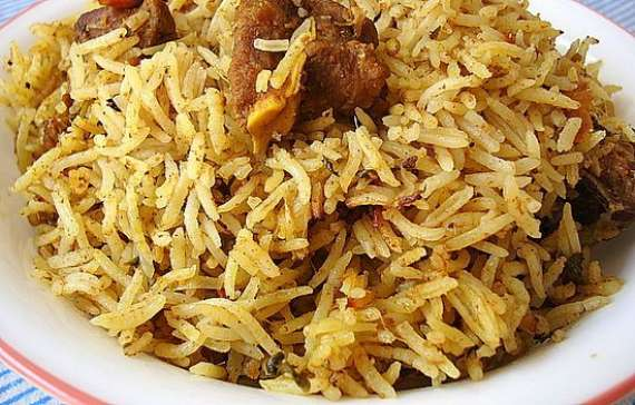 Mutton Zafrani Pulao Recipe In Urdu