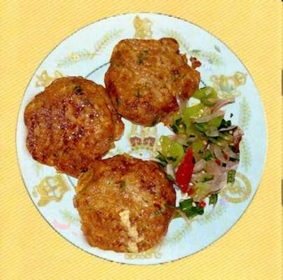 Zafrai Mahi Kabab Recipe In Urdu