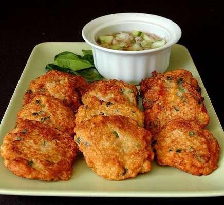Thai Fish Cake Recipe In Urdu