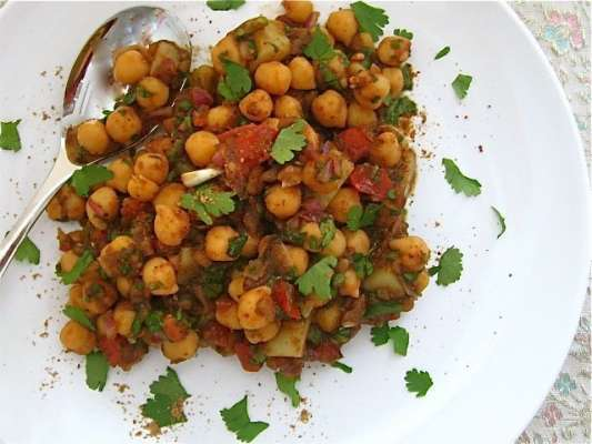 Rai Walay Cholay Recipe In Urdu