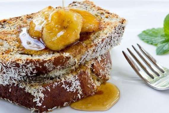 Coconut French Toast Recipe In Urdu