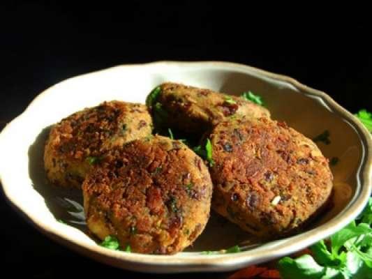 Arvi Kay Kebab Recipe In Urdu