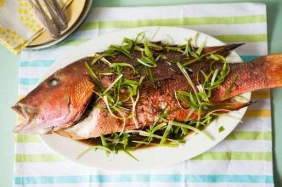 Roast Fish Recipe In Urdu