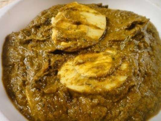 Palak Bharay Anday Recipe In Urdu