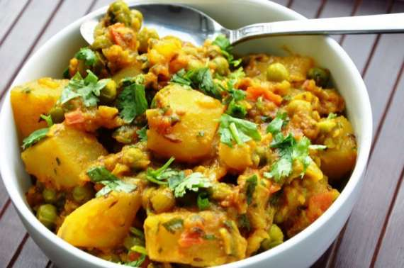 Maghaz Aloo Recipe In Urdu