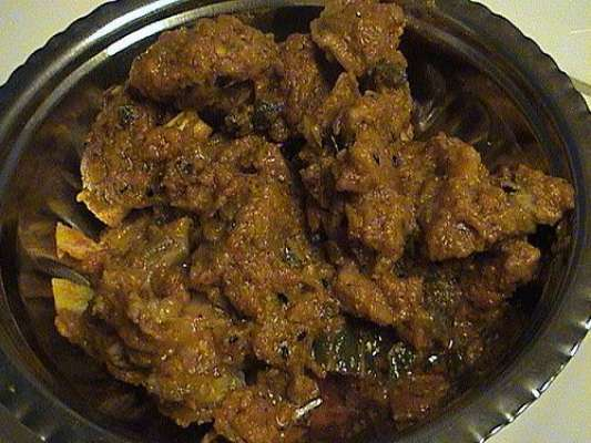 Gosht Bhuna Hua Recipe In Urdu