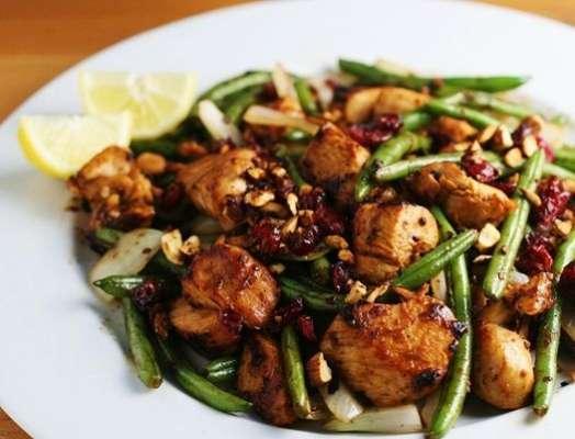 Chicken Almandkar Mint Recipe In Urdu
