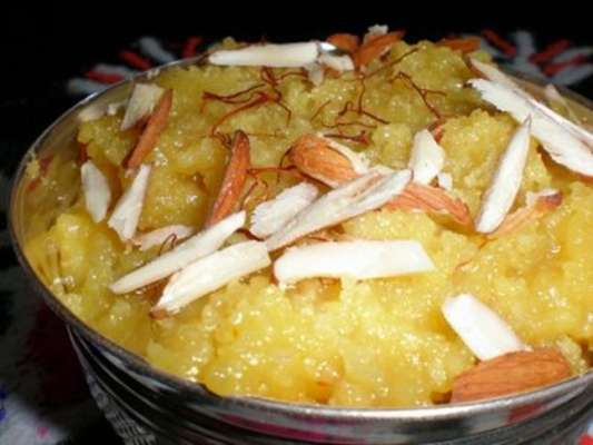 Badam Ka Safelay Recipe In Urdu