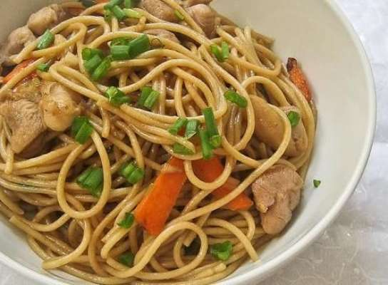 Chicken Chowmein Recipe In Urdu