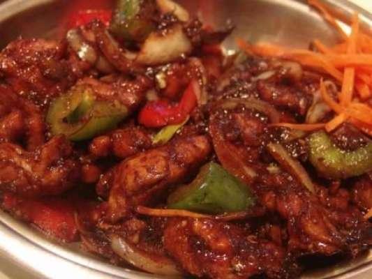 Chillie Chicken Recipe In Urdu