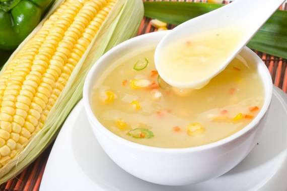Corn Soup Recipe In Urdu