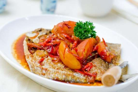Fish With Soy Sauce Recipe In Urdu