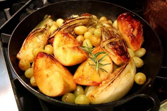 Fried Apple Recipe In Urdu