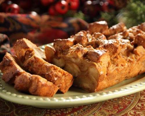 Egg And Bread Pudding Recipe In Urdu