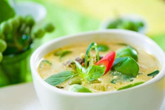 Thai Chicken Green Curry Recipe In Urdu