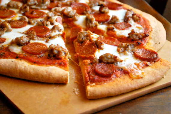 Sausages Pizza Recipe In Urdu