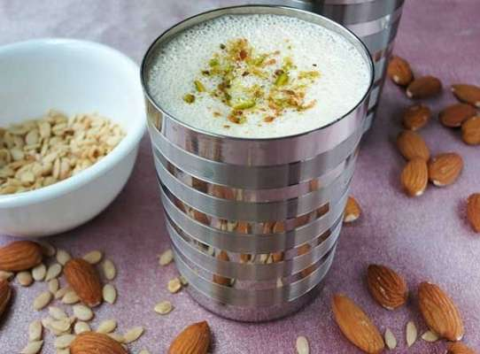 Badam Ki Thandai Recipe In Urdu